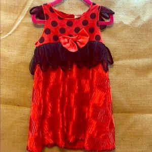 Other - 2T Ladybug Halloween Costume 🎃🕷🐞